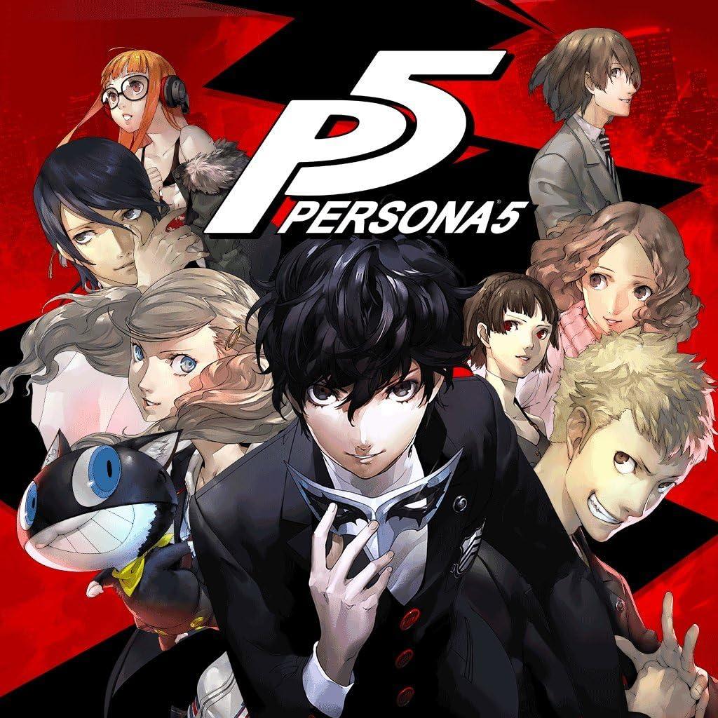 Amazon com: Persona 5 - PS4 [Digital Code]: Video Games