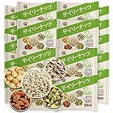デイリーナッツ Diet(ダイエット) 21gx20袋 ダイエットに良い素材だけを選別して1袋に!産地直輸入 こんにゃくライスパフ7g ピーカンナッツ3.5g ヘーゼルナッツ3.5g ピスタチオナッツ3.5g ひまわりの種3.5g メール便発送