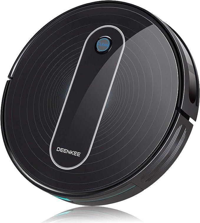 Self-Charging Robotic Vacuum Cleaner for Pet Hair,Hard Floor,Carpet