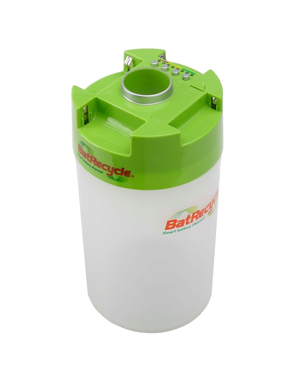 BatRecycle - Un contenedor para reciclar con un probador ...