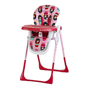 COSATTO Noodle Supa Highchair (Kokeshi Smile)
