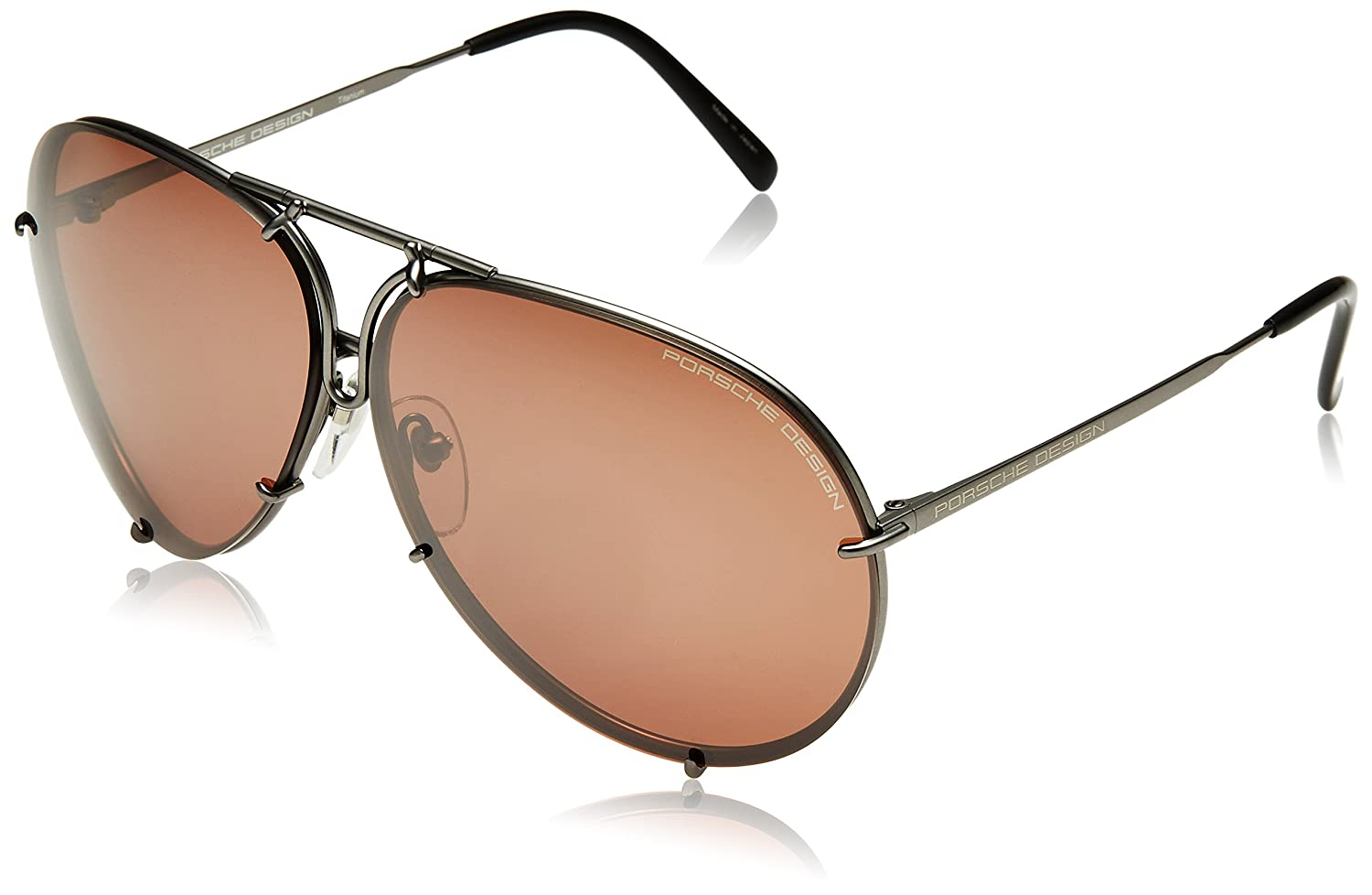 2a9cf189021 Porsche Design Sonnenbrille (P8478)  Amazon.co.uk  Clothing