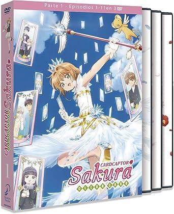 Card Captor Sakura Clear Card Episodios 1 A 11 [DVD]: Amazon ...