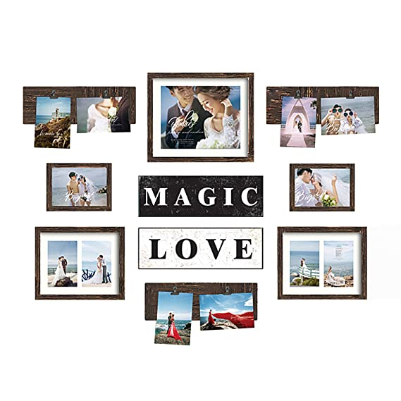Amazon.com - Jerry & Maggie - Photo Frame | Plaque College Frame ...