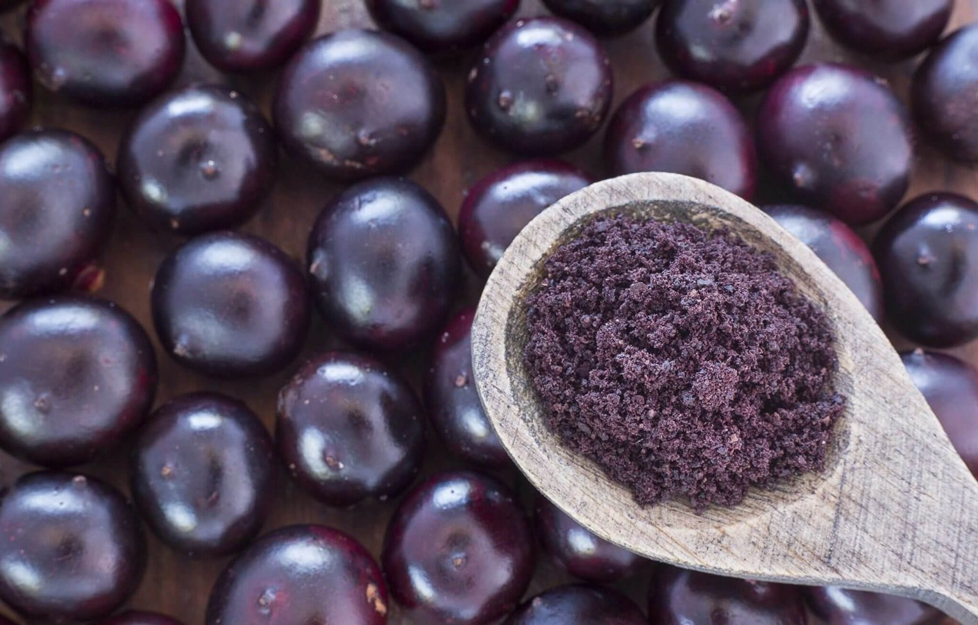Organic Acai Berry Powder, 2 Pounds - Non-GMO, Raw, Vegan, Freeze-Dried, Unsweetened, Unsulfured, Bulk by Food to Live (Image #6)