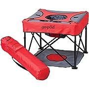 KidCO - GoPod, Portable Baby Activity Station - Cardinal