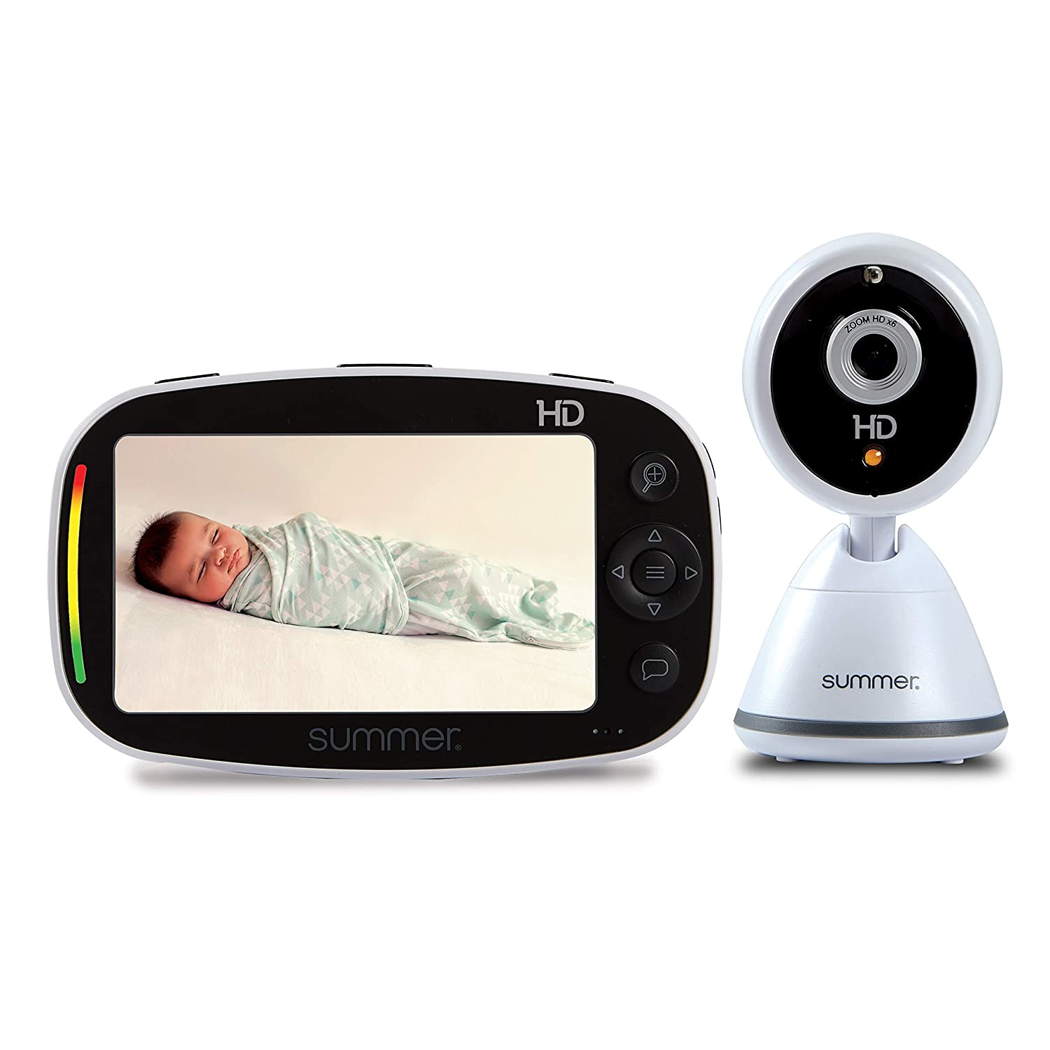 Amazon coupon code for Summer Baby Pixel Zoom HD Video Baby Monitor