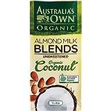 Australia's Own Organic Almond Milk BLENDS 1 Litre