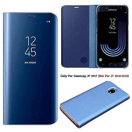 Guran® Mirror Efecto Espejo Funda para Samsung J7 2017 (Euro ...