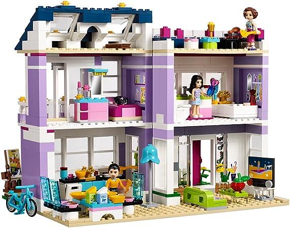 Lego La Casa De Emma 41095 Amazon Es Juguetes Y Juegos