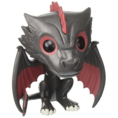 Funko POP! Game of Thrones Drogon Vinyl Figure: Funko Pop! Television:: Toys & Games