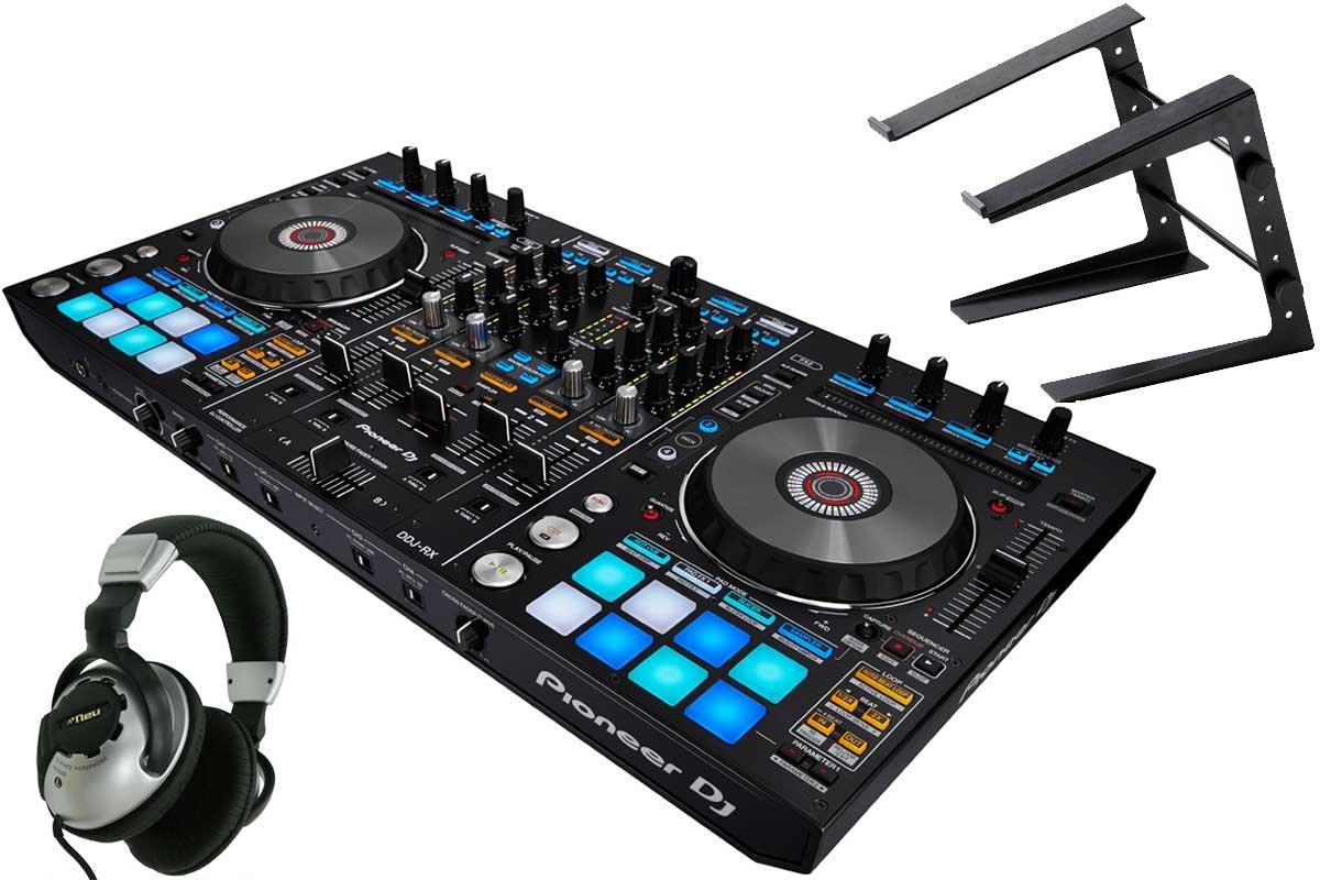 Pioneer DJ パイオニア / DDJ-RX 【スタートセット!】 PERFORMANCE DJ CONTROLLER B06X6JRWDM