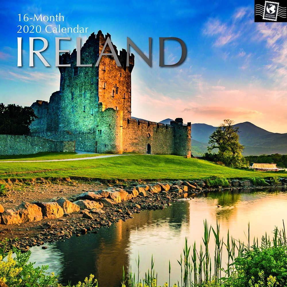 Irlanda A5 Calendario 2020