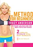 Tracy Anderson The Method For Beginners [Edizione: Regno Unito] [Import anglais]