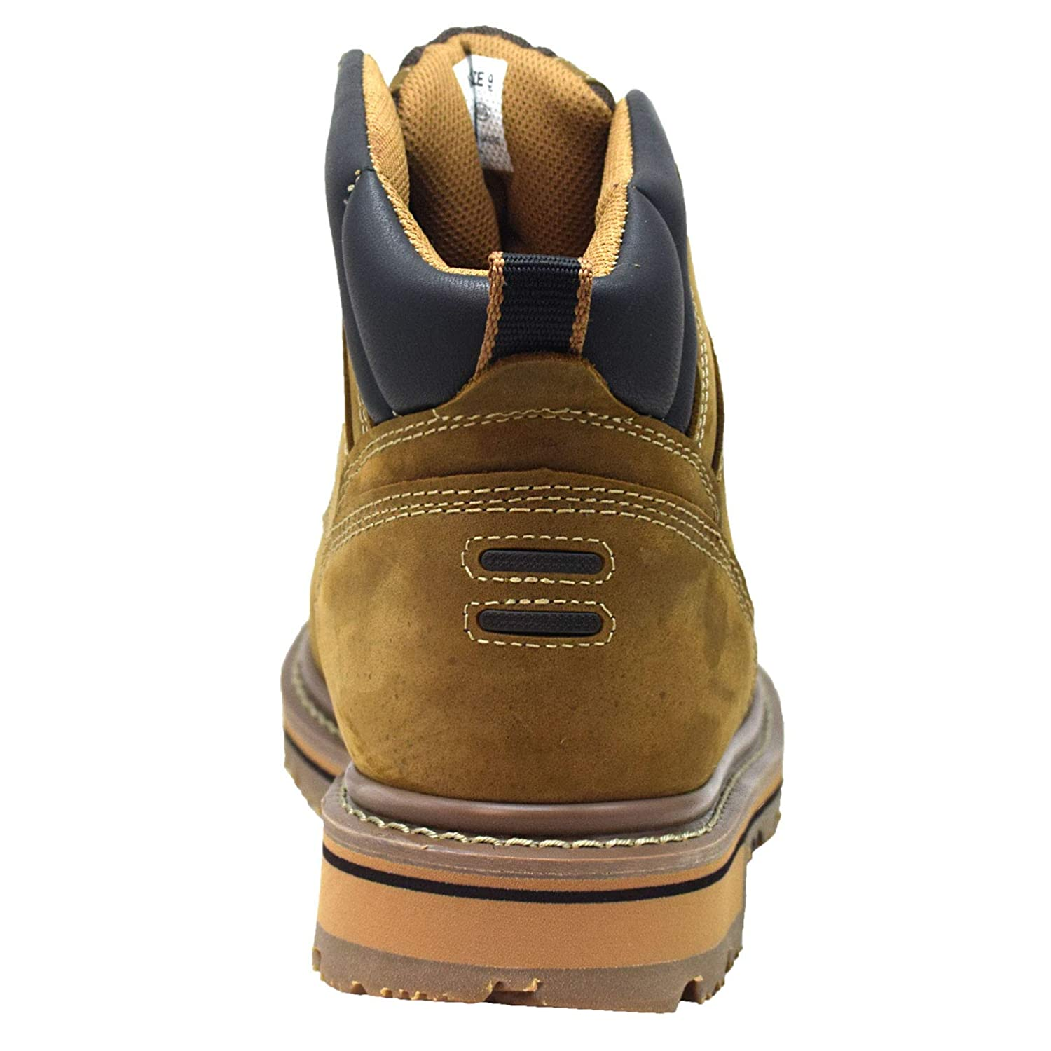 King Rocks Waterproof Work Boots Mens 6 Boot for Contstruction with 3M Thinsulate Insulation