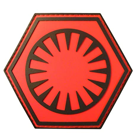 Amazon Star Wars First Order Force Awakens Pvc Rubber 3d