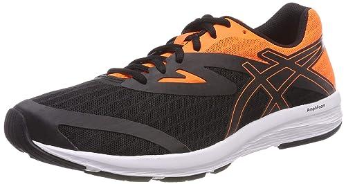 Shocking Orange Running Shoes-8 UK