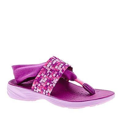 6ef4e0a7438f Vionic Serene Tia - Womens Active Sling Orthotic Sandal Berry - 5
