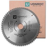 Hoja de sierra universal VONROC 216mm - 60