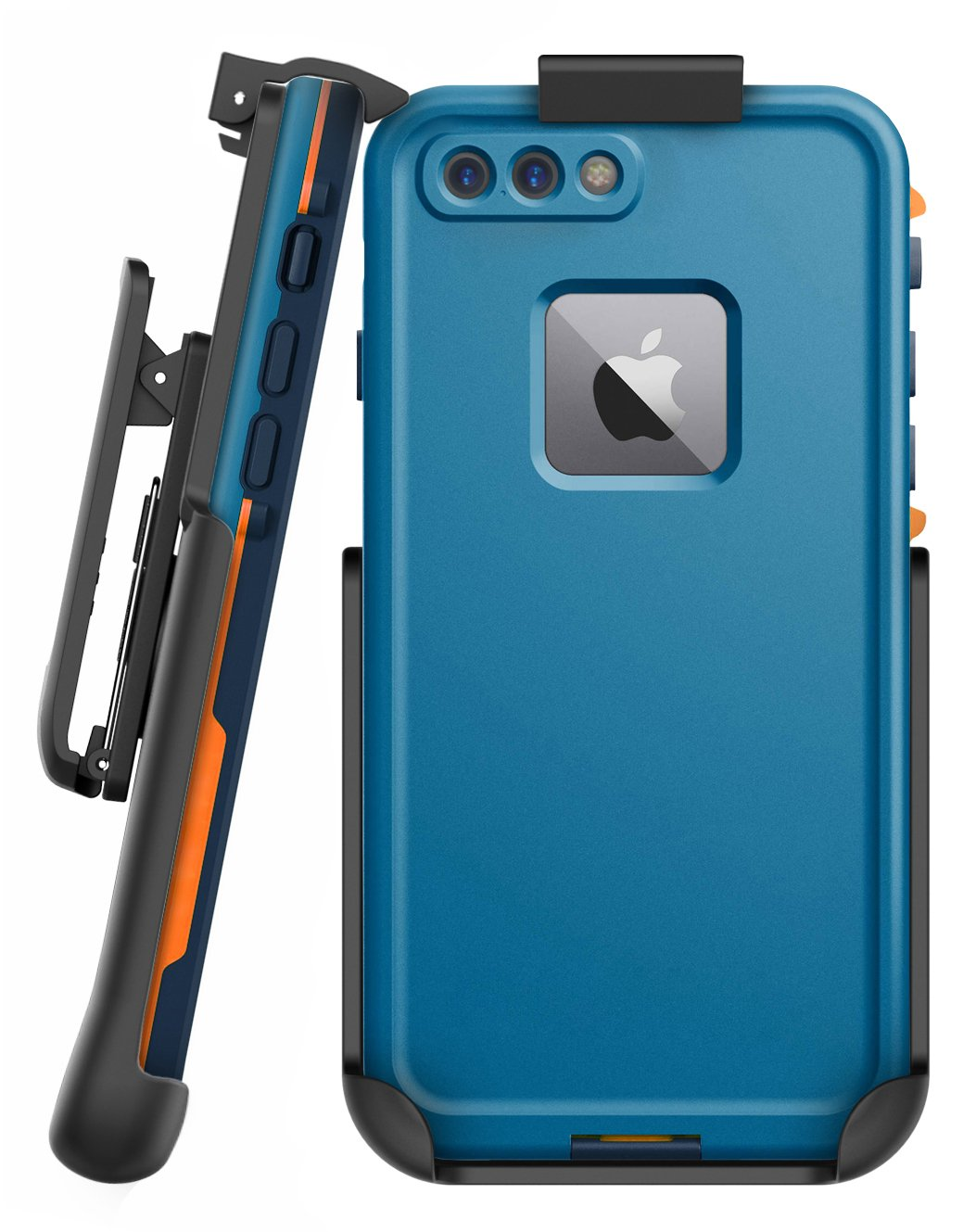 Encased Belt Clip Holster for Lifeproof Fre Case - iPhone 7 Plus 5.5'' (case not included)
