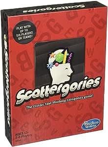Hasbro Scattergories Juego: Amazon.es: Juguetes y juegos