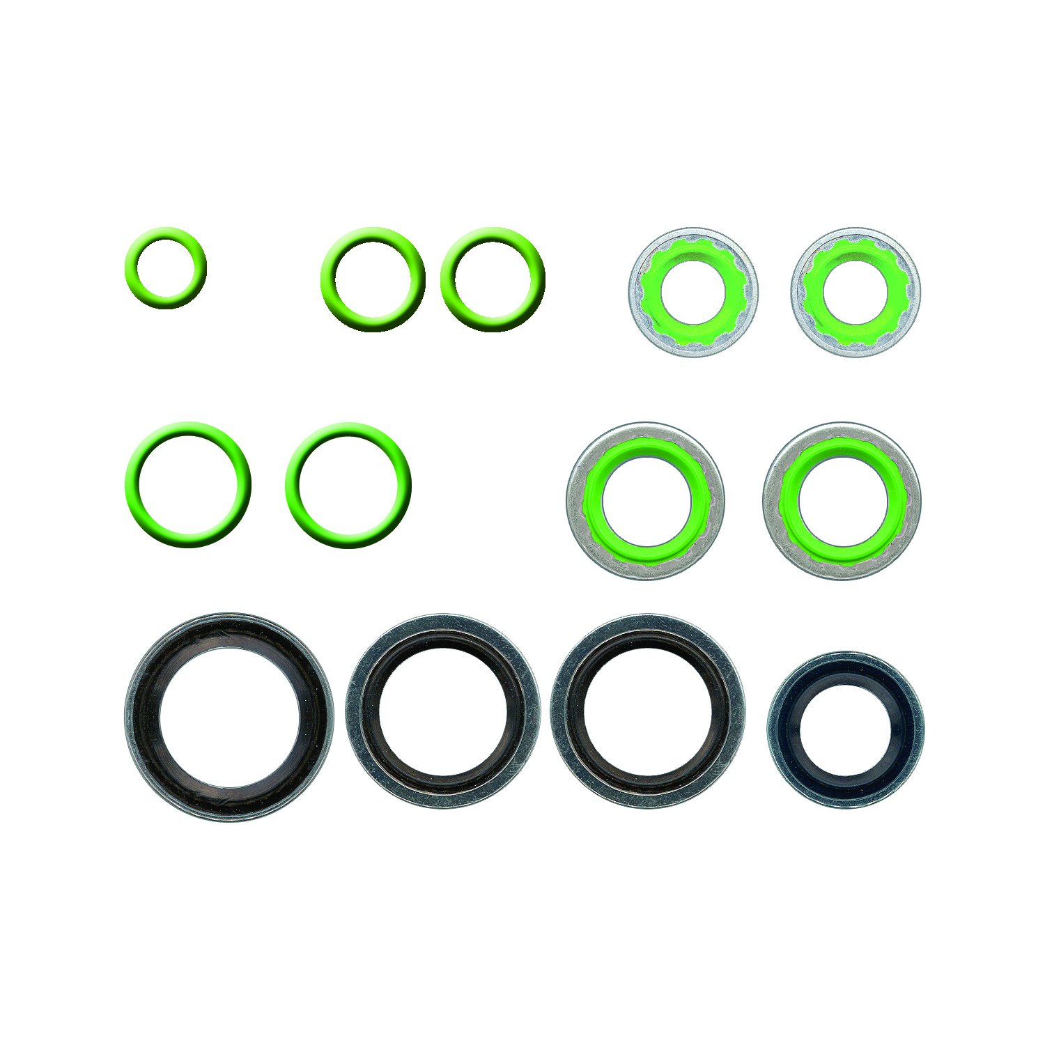 FTT010714 A//C System Seal Kit compatible with 2005-2013 Toyota Tacoma