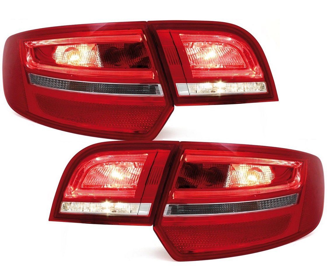 Lightbar LED R/ückleuchten Heckleuchten RA17DLRC R/ücklichter