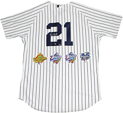 new styles 7a6e9 31eba Paul O' Neill Signed New York Yankees Authentic Pinstripe ...