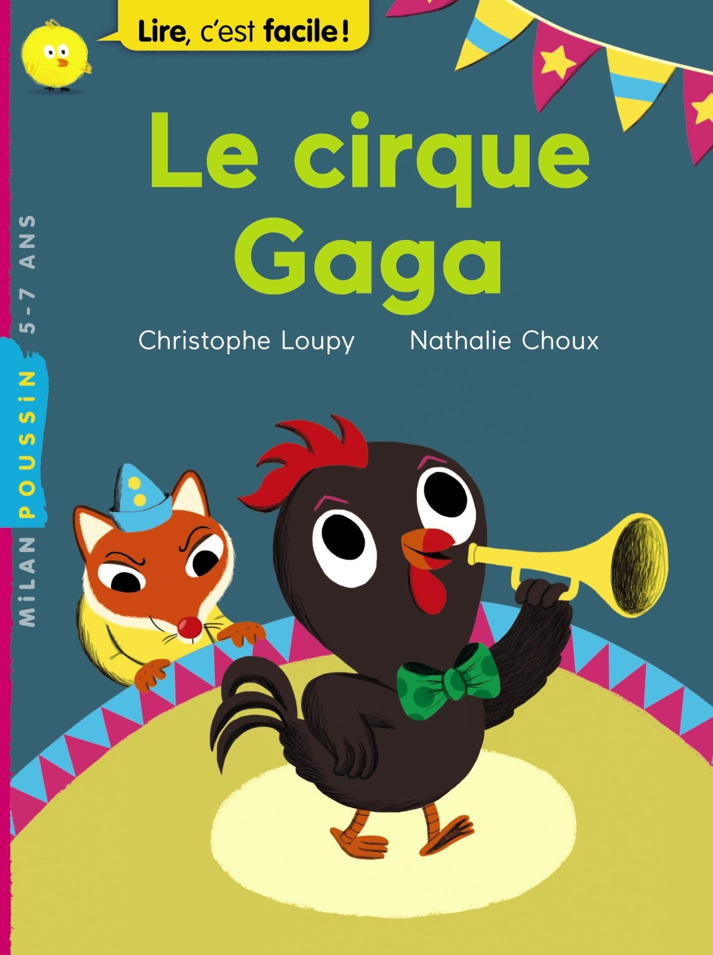 Read Online Le Cirque Gaga (French Edition) pdf epub