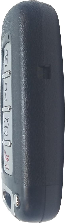 Good REFURBISHED OEM Hyundai 2009-2014 Genesis 2011-2014 Sonata /& Azera Keyless Entry Remote w//REMOTE STORE Uncut Emergency Key Insert SY5HMFNA04 REMOTE STORE Bundle