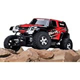Traxxas 67044 Telluride Extreme Terrain 4 x 4 RC Truck, 1/10 Scale