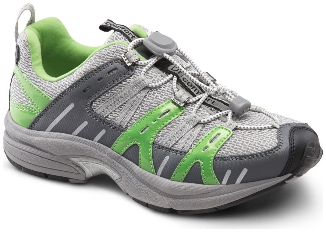 Dr. Comfort Women's Refresh Lime Diabetic Athletic Shoes