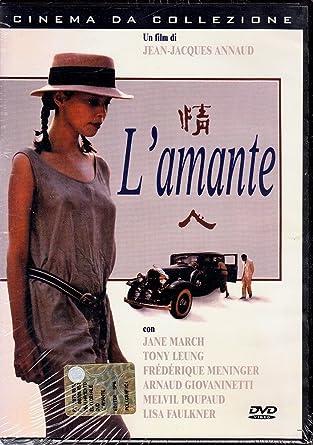 L Amante di Jean-Jacques Annaud  Amazon.it  Tony Leung Ka Fai ... 44fe65d080e2