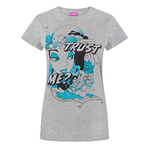 Disney Aladdin Trust Me Women's T-Shirt