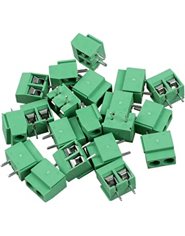 Brilliant Terminal Blocks Amazon Co Uk Wiring 101 Tzicihahutechinfo