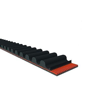 1863 Length 15 Width D/&D PowerDrive 1863-3M-15 Timing Belt