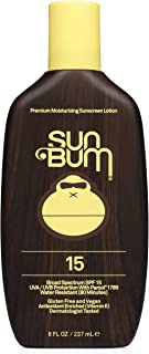 product image for Sun Bum Original SPF 15 Sunscreen Lotion | Vegan and Reef Friendly (Octinoxate & Oxybenzone Free) Broad Spectrum Moisturizing UVA/UVB Sunscreen with Vitamin E | 8 oz