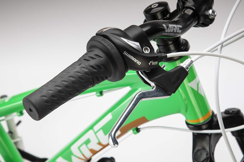 Bicicleta Conor WRC Invader Verde. Bicicleta Infantil para Ocio ...