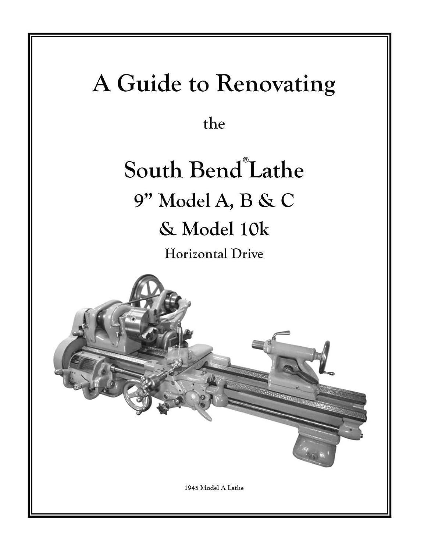 south bend lathe rebuild kit 9 model a b c amazon Single-Phase Motor Reversing Diagram south bend lathe rebuild kit 9 model a b c amazon industrial scientific