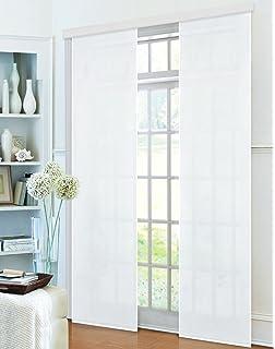 Sehr Amazon.de: Home fashion 88913-106 Schiebevorhang Digitaldruck  AC91