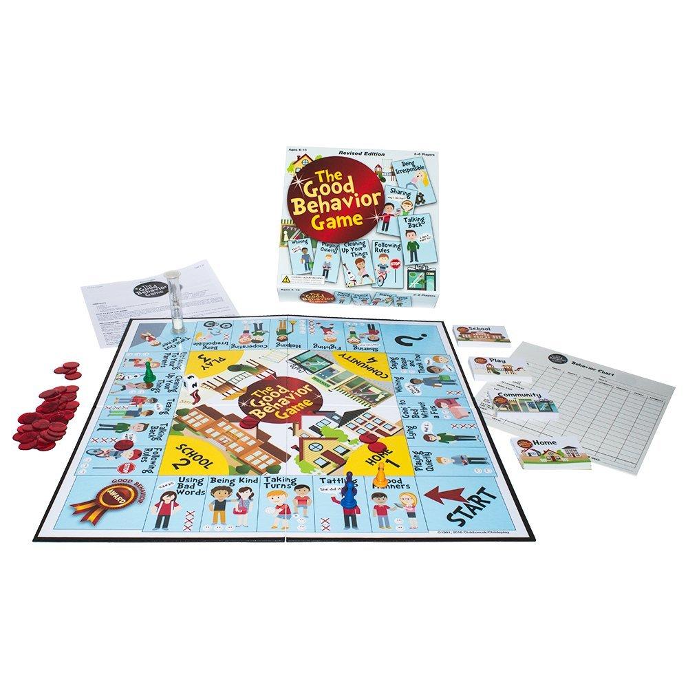 Childsplay The Good Behavior Board Game