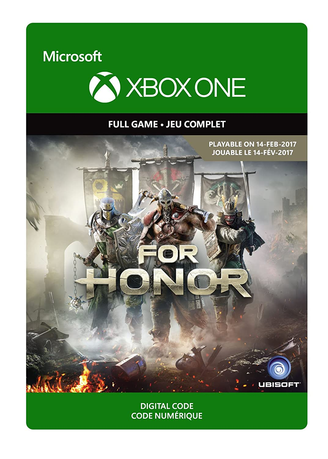 For Honor [Xbox One - Download Code]: Amazon co uk: PC & Video Games