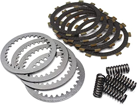 2002-2010 Suzuki RM85 Heavy Duty DCR Clutch Kit Plates Steels Springs