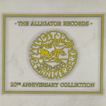 Various Artists Alligator Records 20th Anniversary Collection