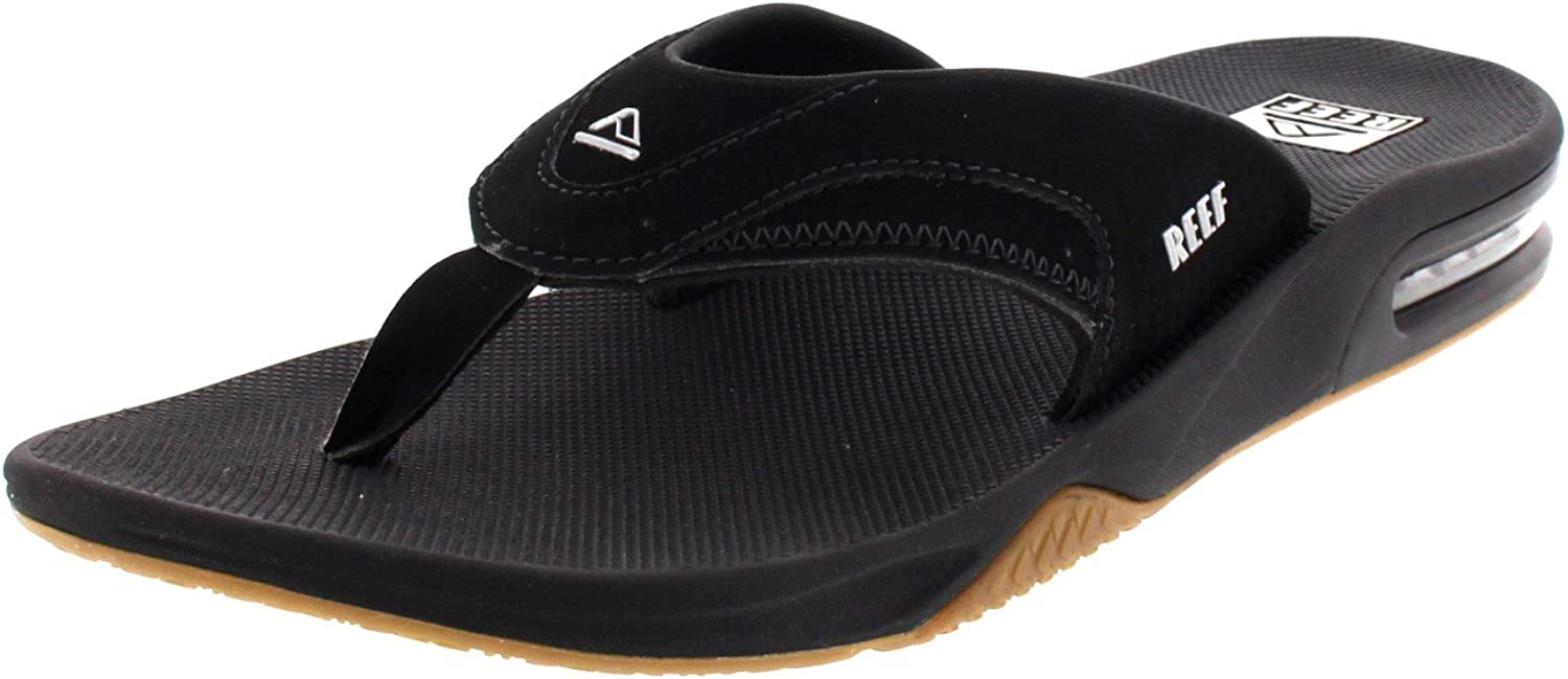 REEF Men's Fanning Flip Flop: Shoes