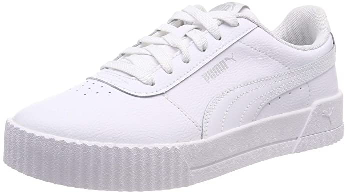   PUMA Women's Low Top Trainers   Fashion Sneakers