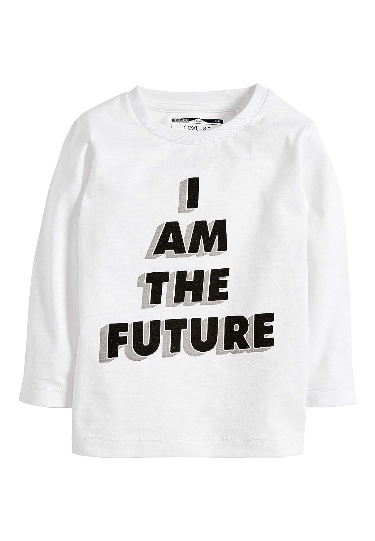 next Bambini e Ragazzi Maglietta I Am The Future 3 Mesi-7 Anni