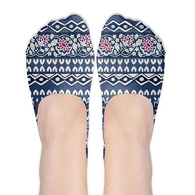 Tribal Art Female Polyester Cotton Socks Women Boat Socks Thin Casual Socks Low Cut Socks