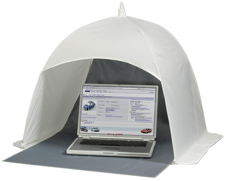 Kaiser Fototechnik Dome-Studio Light Tent 750 x 750 x 650 mm, 75 cm, 75 cm, Color Blanco Accesorio para c/ámara