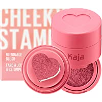 KAJA Cheeky Stamp | Blendable Blush | 02 Saucy - dusty mauve | Cruelty-free, Vegan, Paraben-free, Sulfate-free…